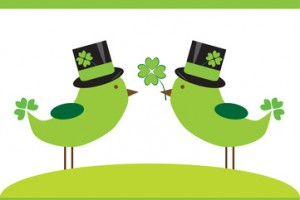 Kids Crafts | St Paddy's Day