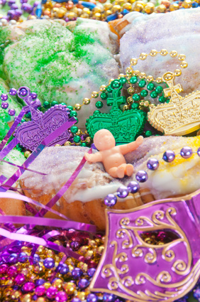 Family Fun | Throw a Neighborhood Mardi Gras Party