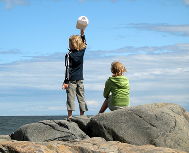 kids-at-cape-cod-Massachusetts