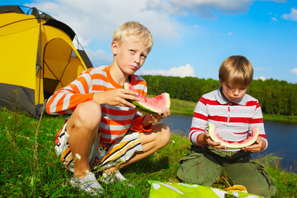 Top 10 | Spring & Summer Family Camping Destinations